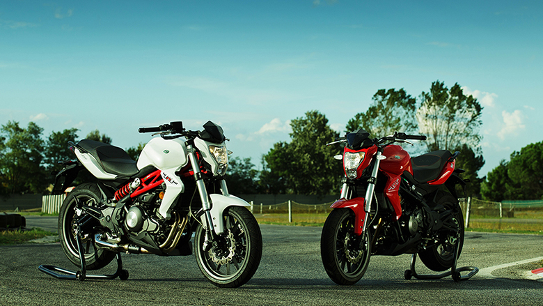 Benelli 2017 TNT 300 Naked