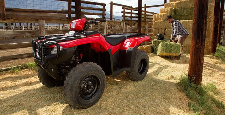 Honda 2017 FourTrax Foreman 4x4 Utility ATV