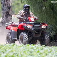 Honda FourTrax Foreman Rubicon 4x4 2017 ATV