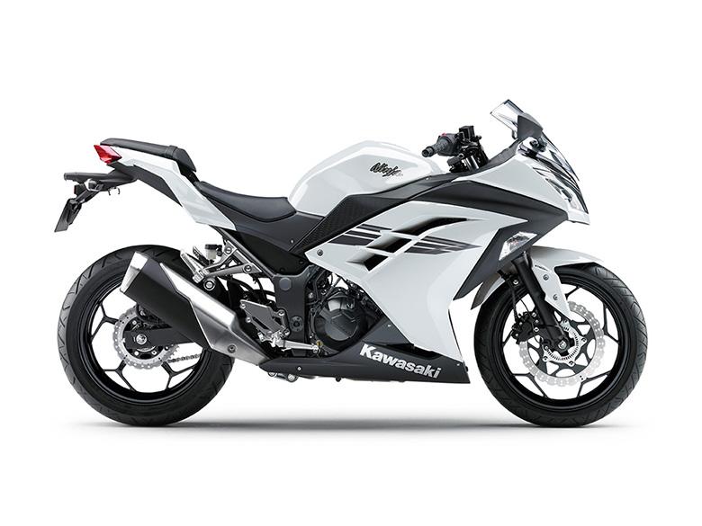 Kawasaki 2017 Ninja 300 ABS Sports Bike