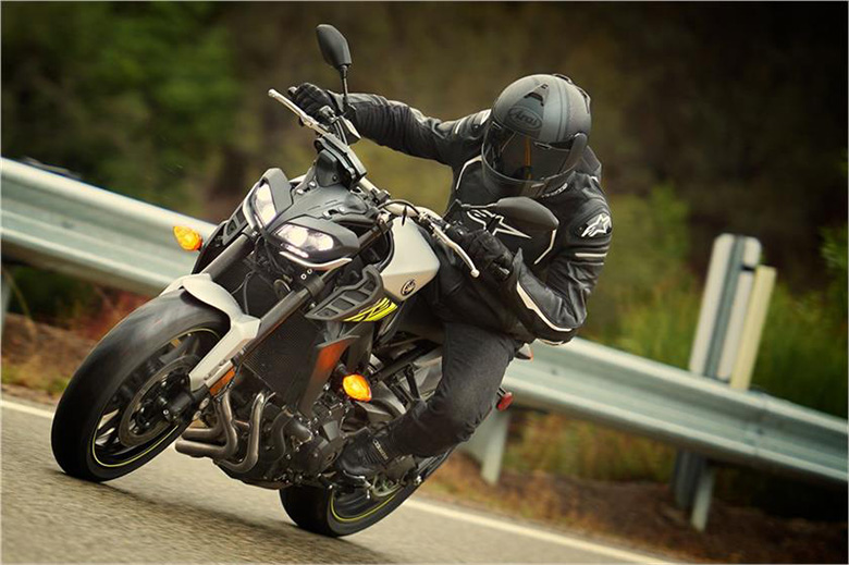 Yamaha 2017 FZ-09 Sports Motorcycle