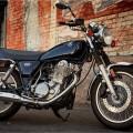 Yamaha 2017 SR400 Sport Heritage Motorcycle