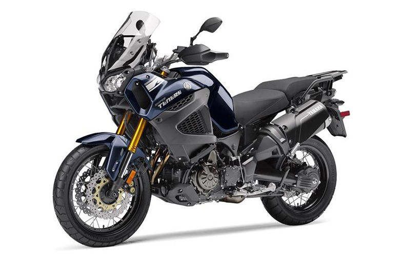 Yamaha 2017 super tenere es dual sports motorcycle review for Yamaha dual sports