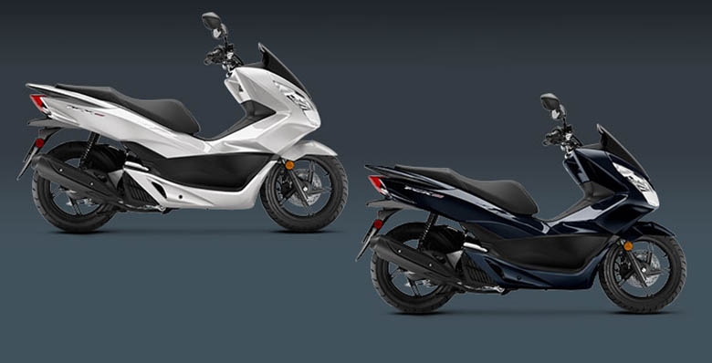 review of 2017 honda pcx150 scooter bikes catalog. Black Bedroom Furniture Sets. Home Design Ideas
