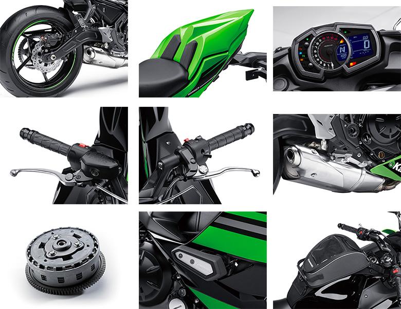 2017 Kawasaki Ninja 650 ABS KRT Edition Specs