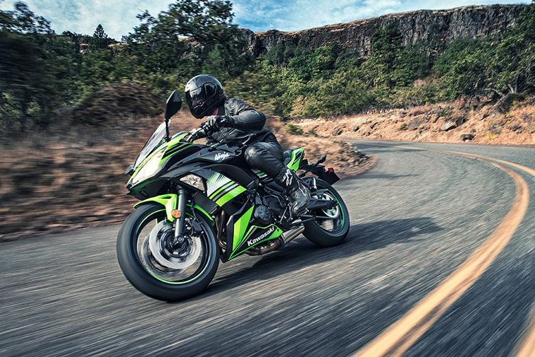 2017 Kawasaki Ninja 650 ABS KRT Edition