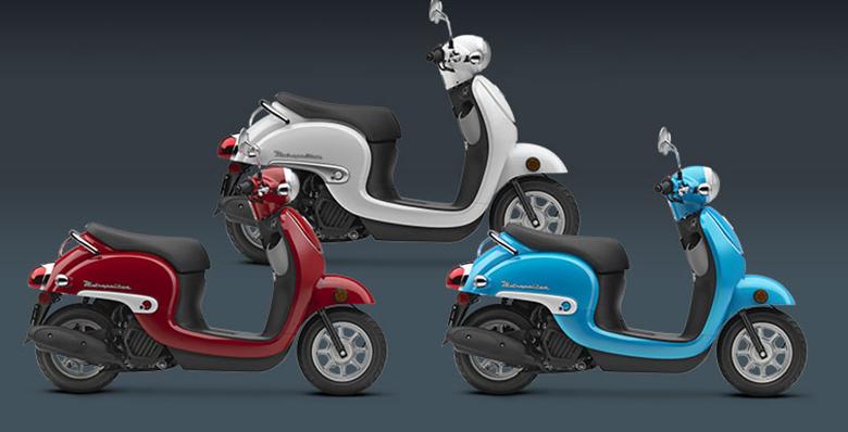 2017 Metropolitan Honda Scooter Review Price - Bikes Catalog