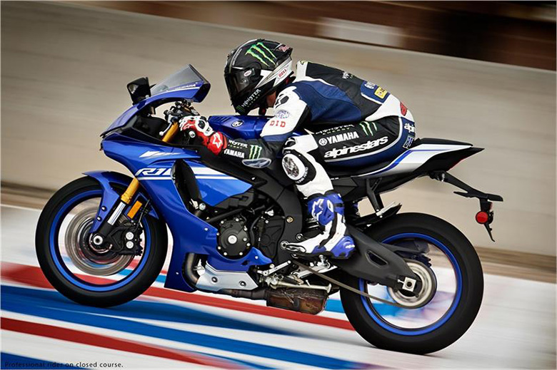 2017 Yamaha YZF-R1 Colors Released - Circuit x Breakers
