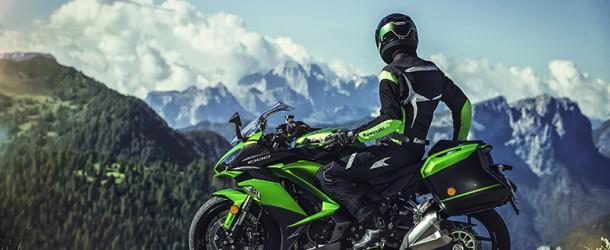 Kawasaki 2017 Ninja 1000 ABS Powerful Sports Bike