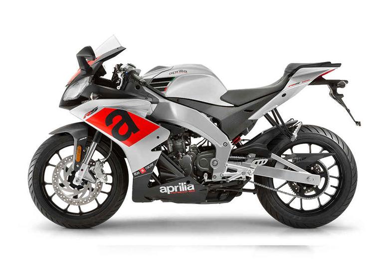 RS 125 my2017 Aprilia Sports bike