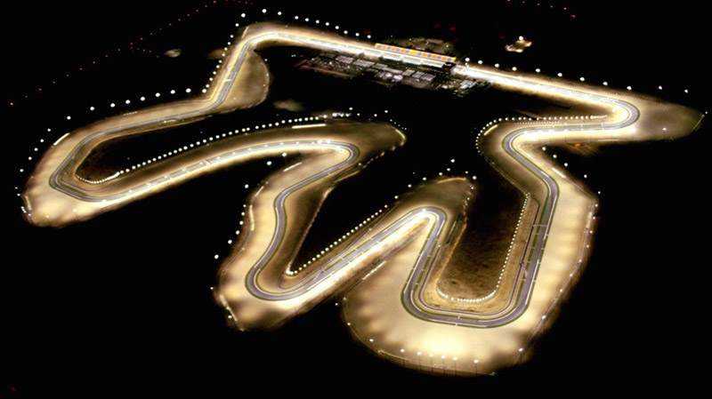 Grand Prix of Qatar Free Practice 1 2017