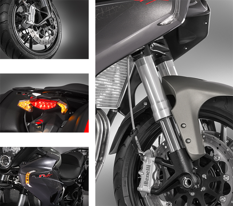 TNT 600 GT Benelli Touring Motorcycle Specs