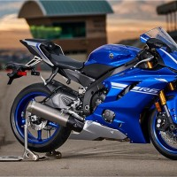 YZF-R6 2017 Yamaha Heavy Bike