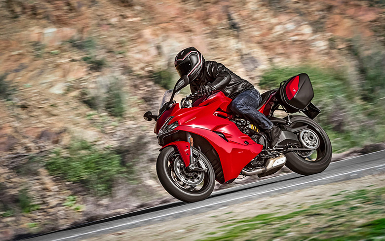 2017 Ducati SuperSport Bike