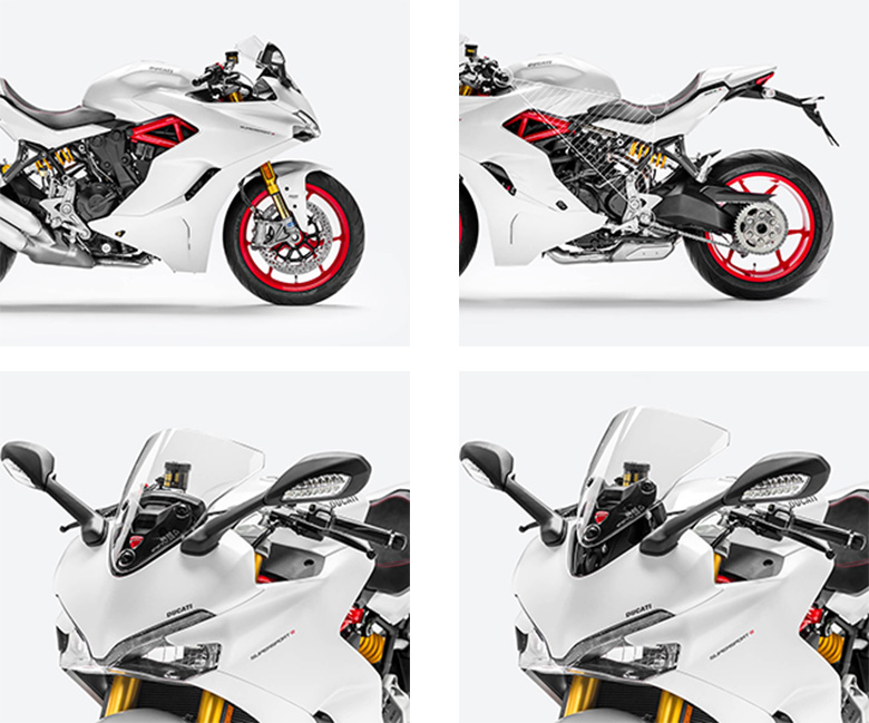 2017 Ducati SuperSport Bike Specs