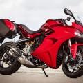 2017 Ducati SuperSport Bike