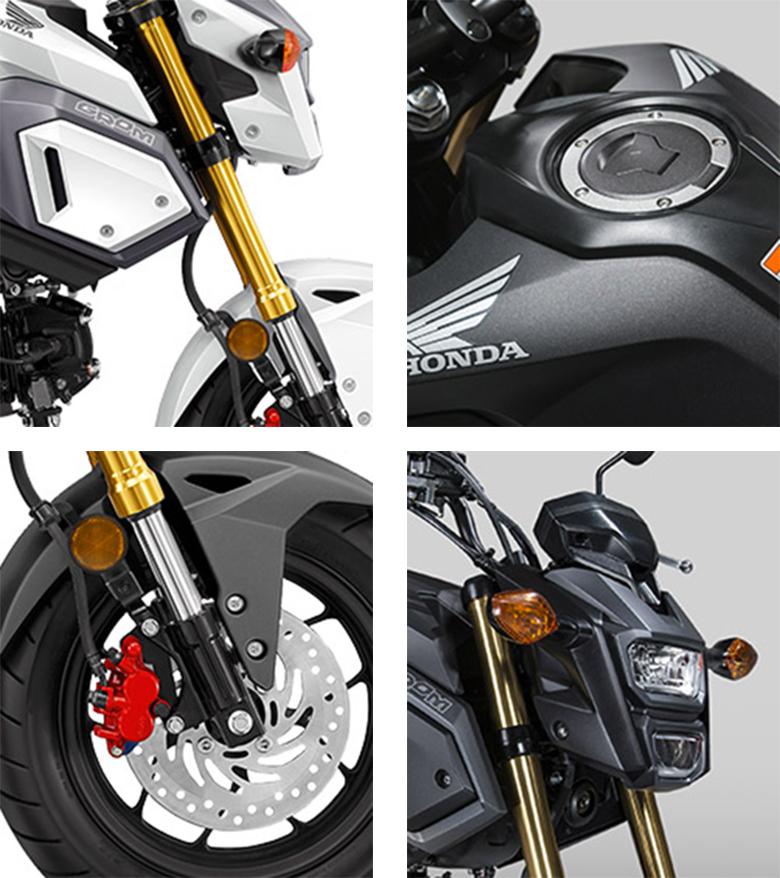 2017 Honda Grom Urban Motorcycle Review Price - Bikes Catalog
