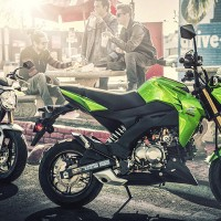2017 Z125 Pro Kawasaki Sports Bike
