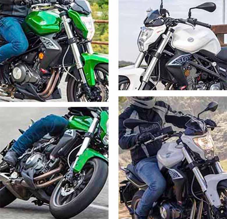 Benelli BN 302 Naked Bike Specs