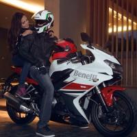 Benelli Tornado 302R Sports Motorcycle