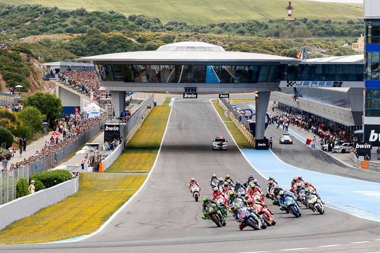 Gran Premio DE ESPANA Moto3 Race 2017