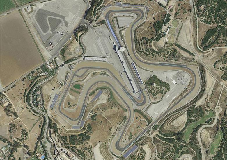 Gran Premio DE ESPANA Moto2 Race 2017