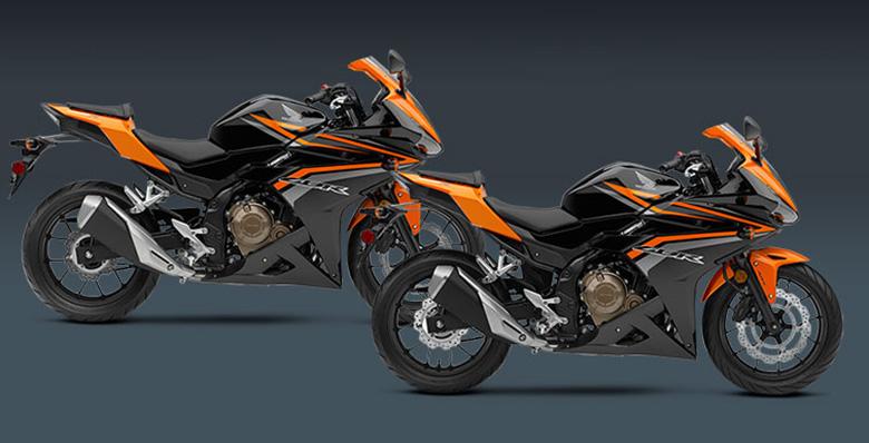 Honda CBR500R 2017 Sports Motorcycle