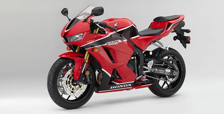 Honda CBR600RR 2017 SuperSport Bike
