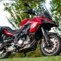 TRK 502 Benelli Touring Motorcycle