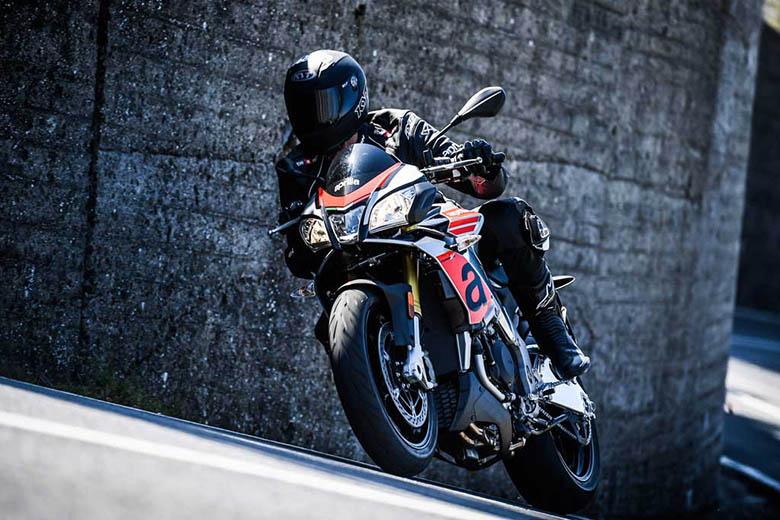 Tuono V4 1100 RR my2017 Aprilia Sports Bike