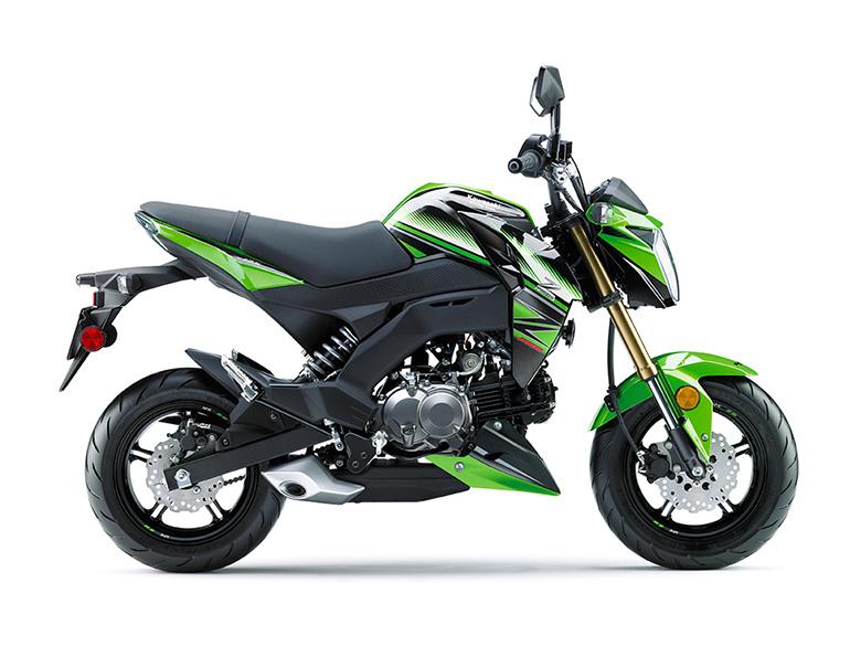Z125 Pro KRT Edition 2017 Kawasaki Bike