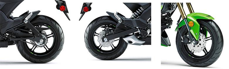 Z125 Pro KRT Edition 2017 Kawasaki Bike Specs