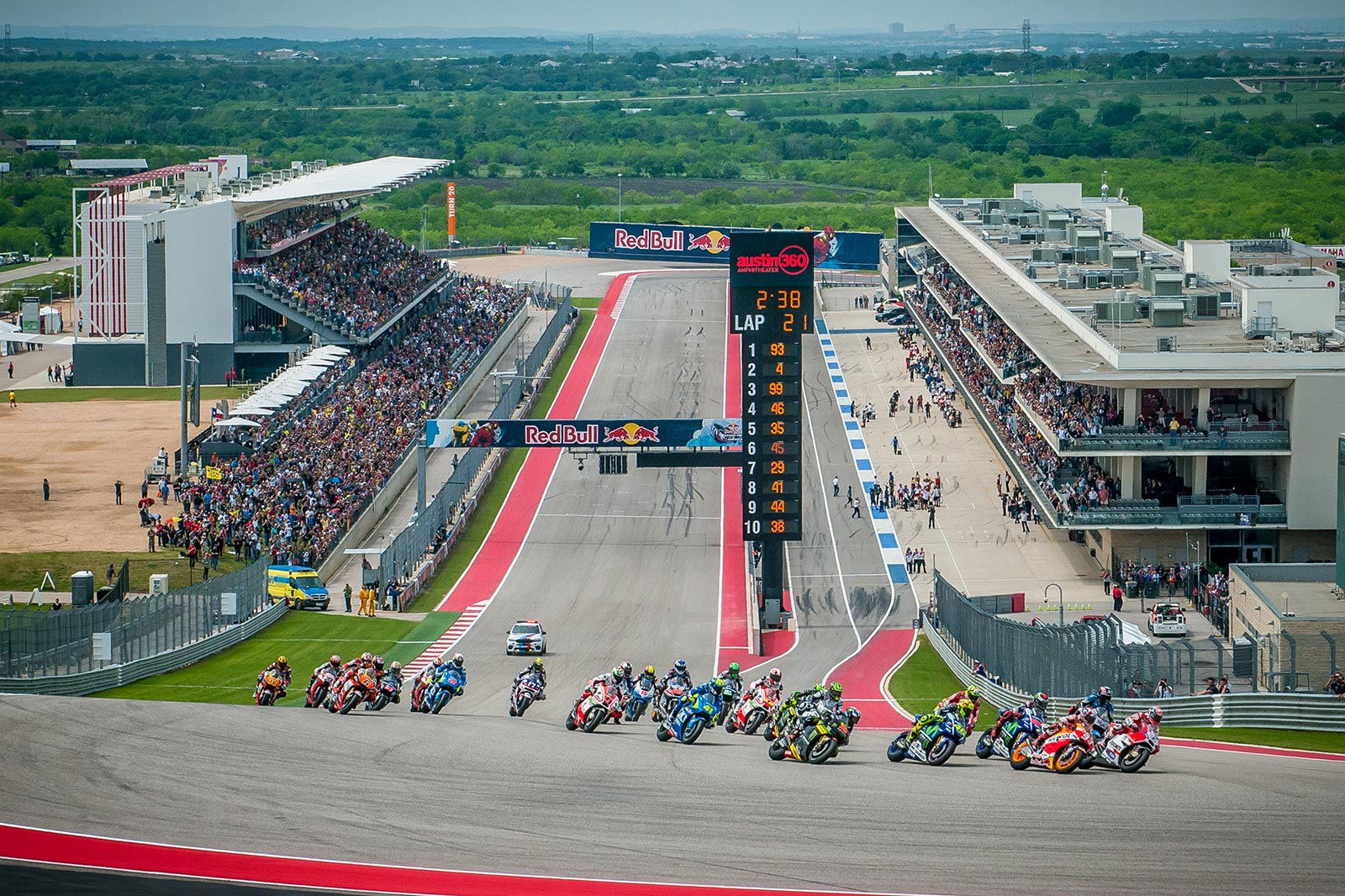 Grand Prix of Americas MotoGP Race 2017 Results - Bikes Catalog