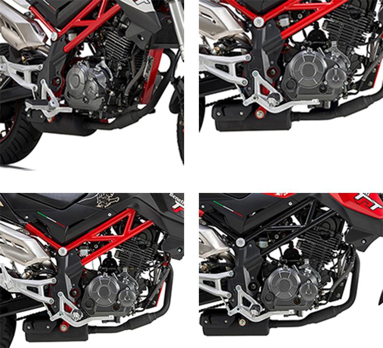 2017 Benelli Tornado Naked T Urban Bike Specs