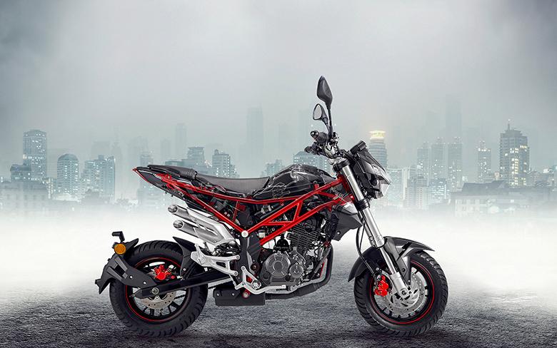 2017 Benelli Tornado Naked T Urban Bike