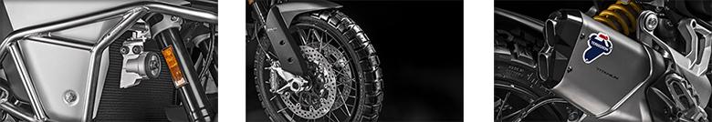 2017 Ducati Multistrada 1200 Enduro Pro Touring Bike Specs