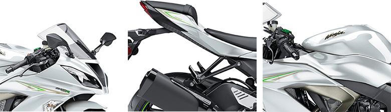 2017 Kawasaki NINJA ZX-6R ABS SuperSport Bike Specs