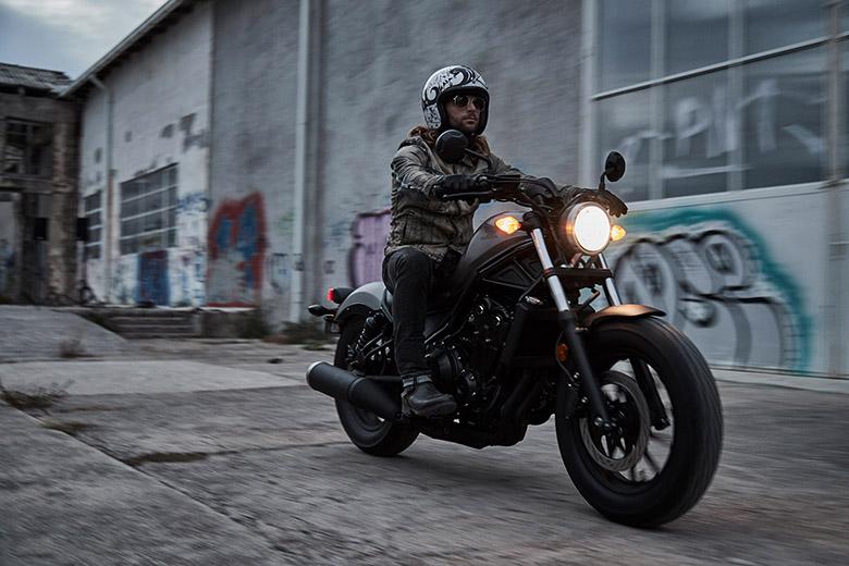 2017 Rebel 500 Honda Cruiser Bike