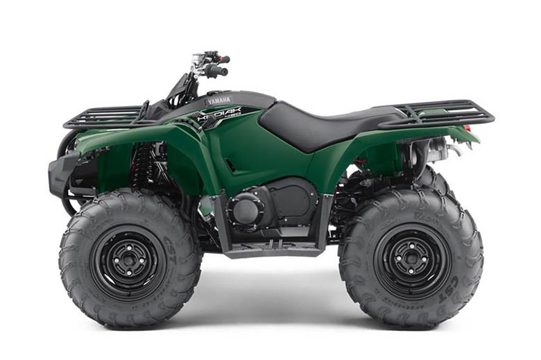 2018 kodiak 450 yamaha utility atv review price specs for Yamaha kodiak 700 top speed