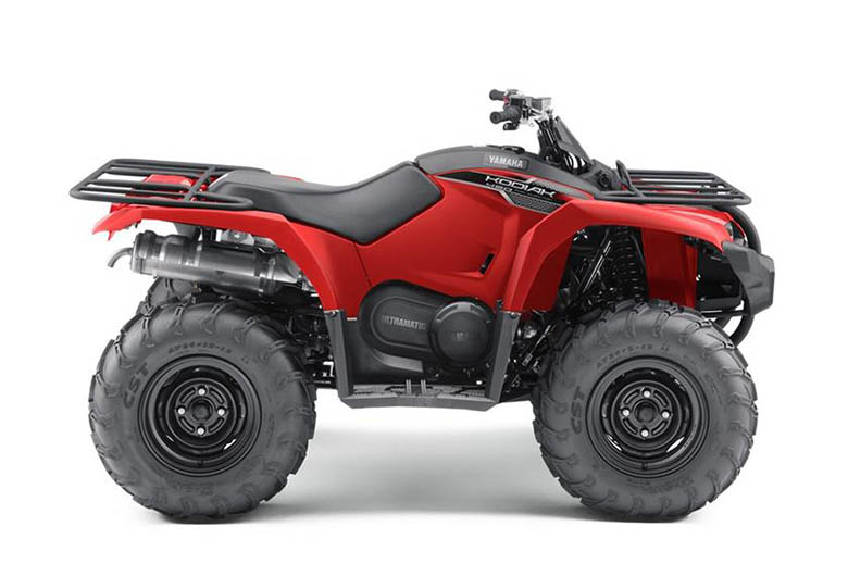 2018 kodiak 450 yamaha utility atv review price specs