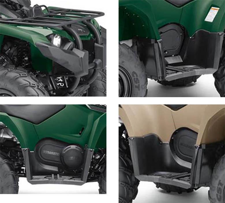 2018 Kodiak 450 Yamaha Utility ATV Review Price Specs