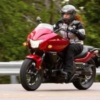 CTX700 DCT Honda 2017 Tourer Motorcycle