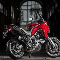 Ducati 2017 Multistrada 950 Urban Sports Bike