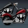 Fury Honda 2017 Cruiser Chopper Motorcycle