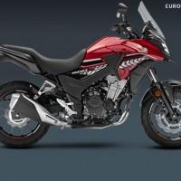 Honda 2017 CB500X Adventure Bike