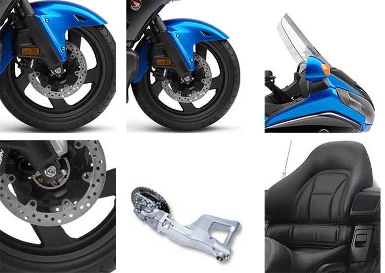 Honda Gold Wing 2017 Tourer Motorcycle Specs