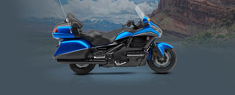 Honda Gold Wing 2017 Tourer Motorcycle