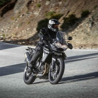 MY17 Triumph Tiger 800 Family Adventure Touring