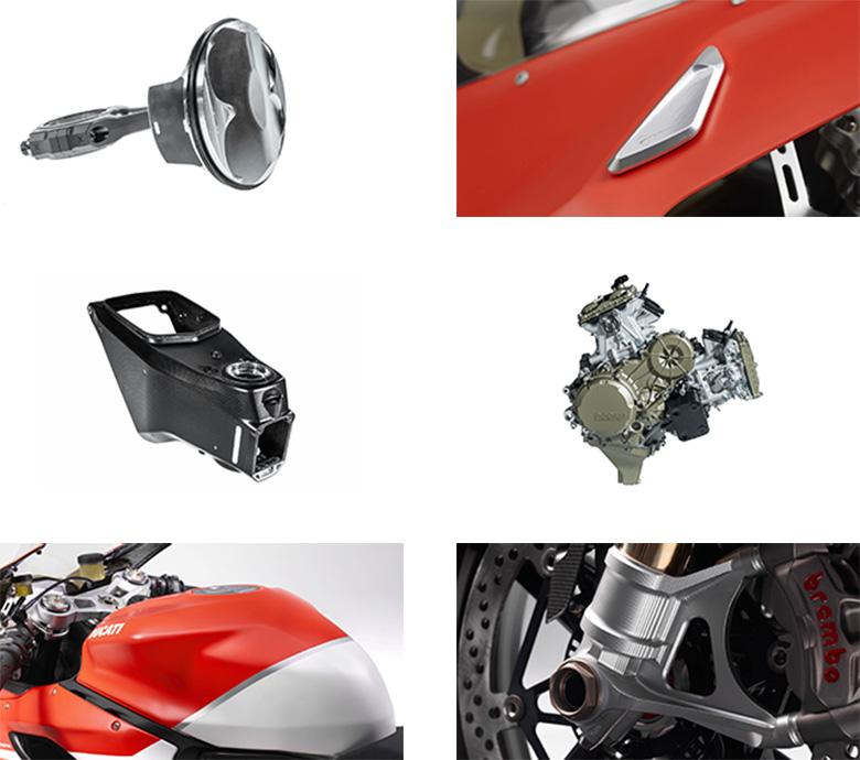 2017 1299 Superleggera Ducati Super Bike Specs