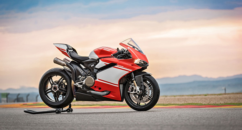 2017 1299 Superleggera Ducati Super Bike